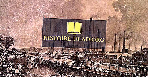 Što je bila industrijska revolucija?