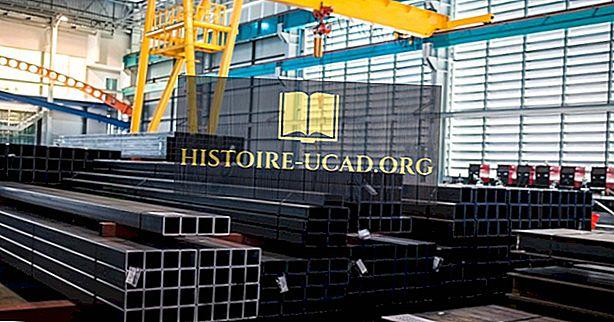 ekonomika - Dovoz železa a oceli po celém světě