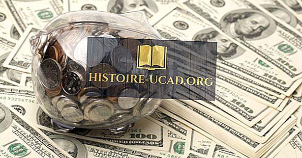 Liste over forældede amerikanske valutaer