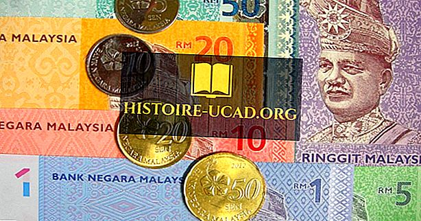 Johtavat pankit Malesiassa omaisuuserien mukaan