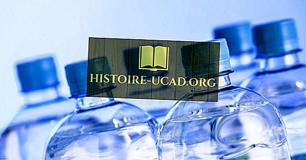 taloustiede - Kaikki käyttäjästä Bottled Water Industry