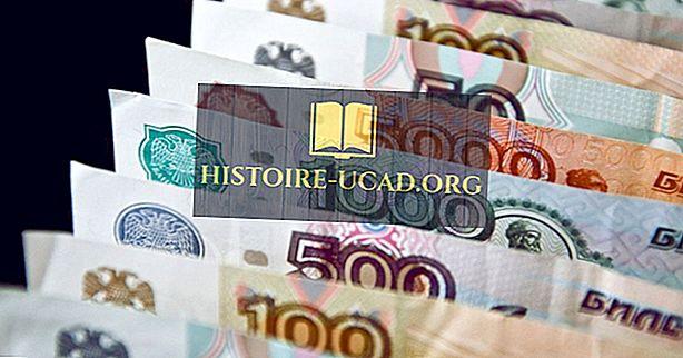 Les plus grandes banques en Russie
