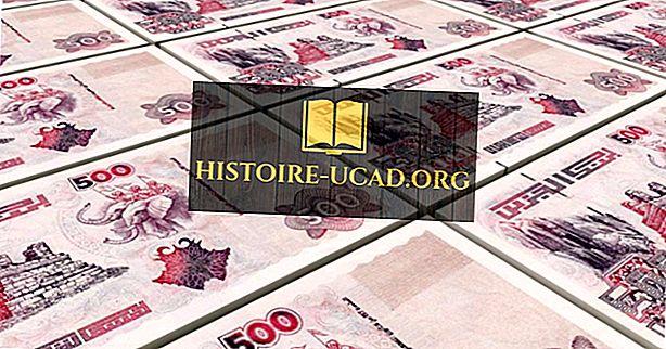 Vad är Algeriens valuta?