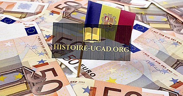 Kakšna je valuta Andore?