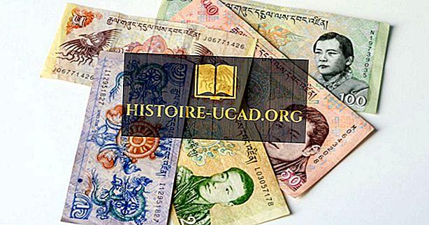 Kakšna je valuta Butana?