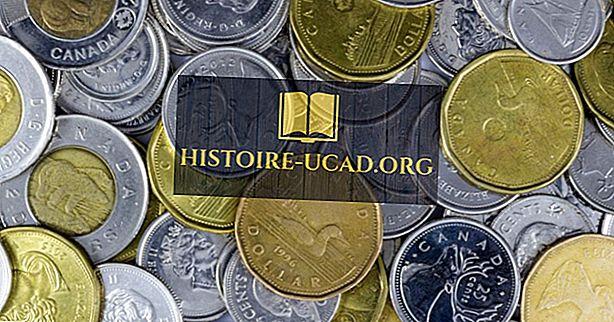 Jaká je měna Kanady?