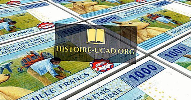 मध्य अफ्रीकी गणराज्य की मुद्रा क्या है?
