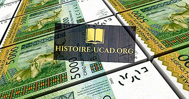 Was ist die Währung der Elfenbeinküste?