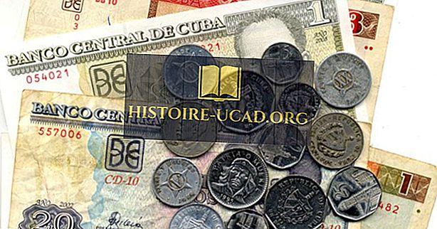¿Cuál es la moneda de cuba?