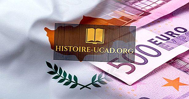 Kas yra Kipro valiuta?