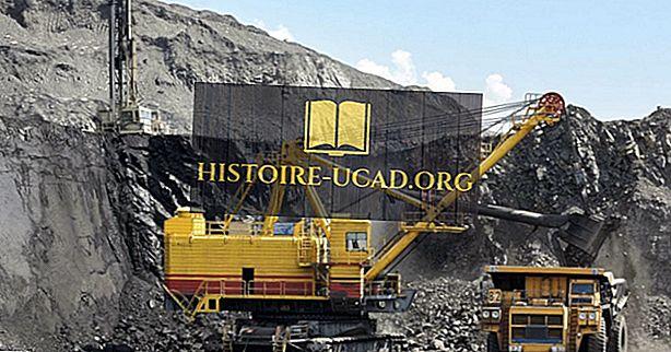 أفضل الدول المنتجة للفحم في أوروبا