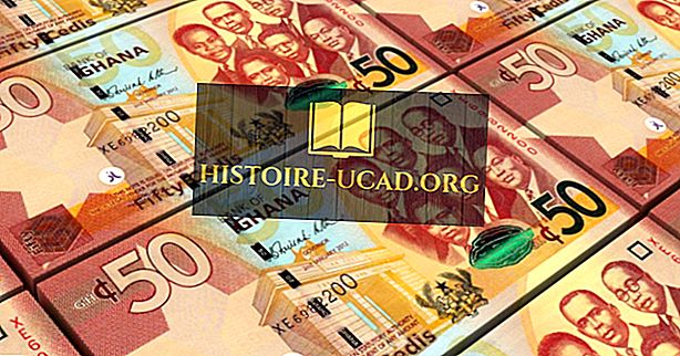 Что такое валюта Ганы?