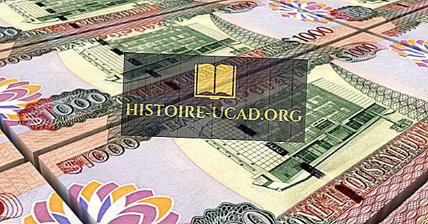Što je valuta Gvajane?
