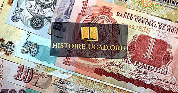 Каква е валутата на Хондурас?