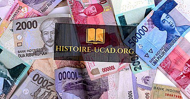 Каква е валутата на Индонезия?