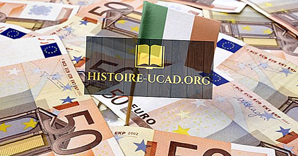 Quelle est la monnaie de l'Irlande?