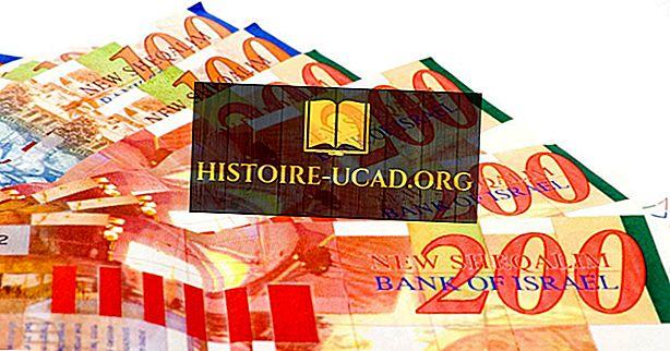 Kas yra Izraelio valiuta?