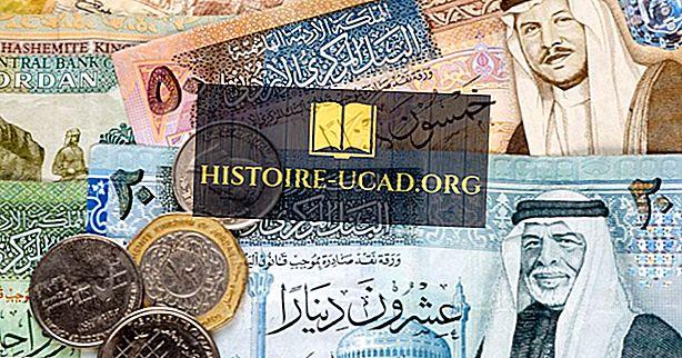 Hvad er Jordanens valuta?