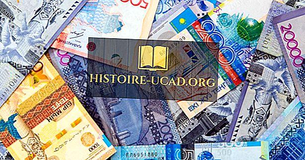 Hvad er valutaen i Kasakhstan?
