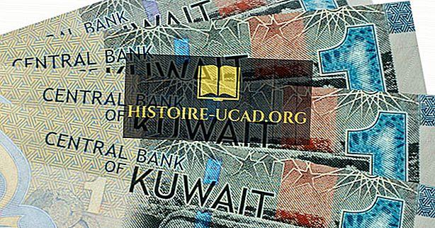 Ποιο είναι το νόμισμα του Κουβέιτ;
