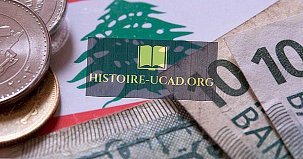Was ist die Währung des Libanon?