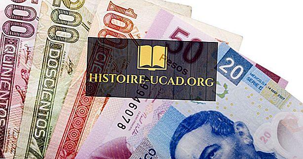 Wat is de munteenheid van Mexico?