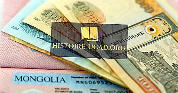Quelle est la monnaie de la Mongolie?