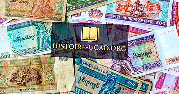 Quelle est la monnaie du Myanmar?