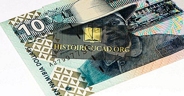 Која је валута Намибије?