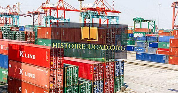 20 крупнейших стран-экспортеров в мире