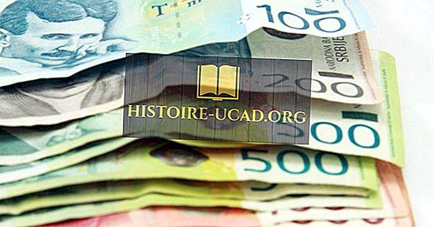 Quelle est la monnaie de la Serbie?