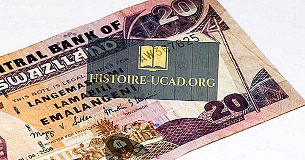 Koja je valuta Svazija?