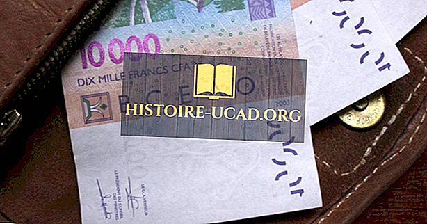 Was ist die Währung von Togo?