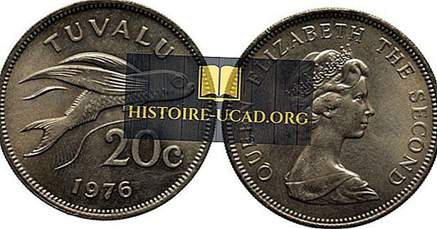 ما هي العملة الرسمية في توفالو؟
