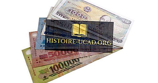 ¿Cuál es la moneda de Vietnam?