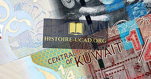 Koje su najjače valute Azije?