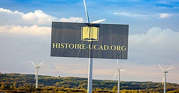 Viskas apie vėjo energiją