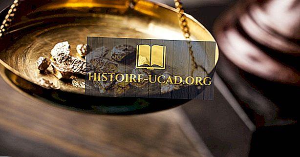 ekonomi - Negara mana yang merupakan penghasil emas terbesar di dunia?