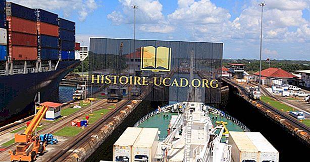 Lielākās nozares Panama