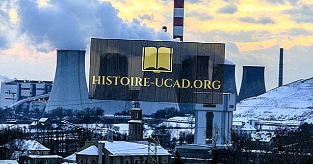 Najväčšie priemyselné odvetvia v Poľsku