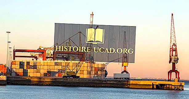 Najveće industrije u Portugalu