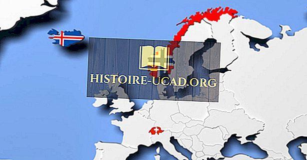 Kas yra Europos laisvosios prekybos asociacija (ELPA)?