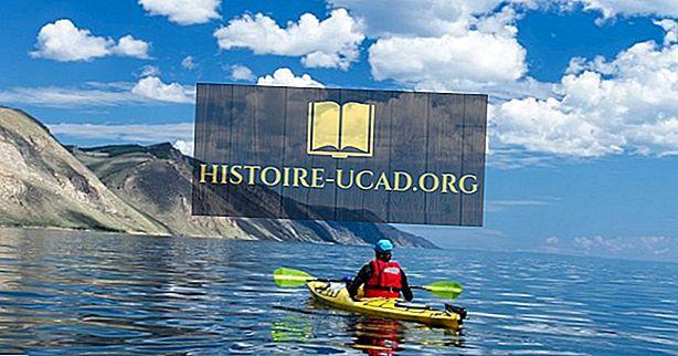 Kaip didelis yra Baikalo ežeras?