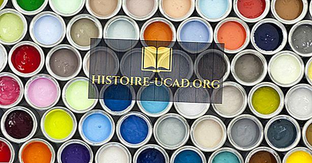 Каково воздействие краски на окружающую среду?