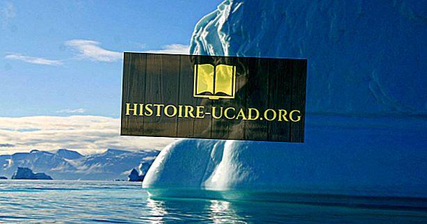 ¿Qué pasó durante la pequeña edad de hielo?