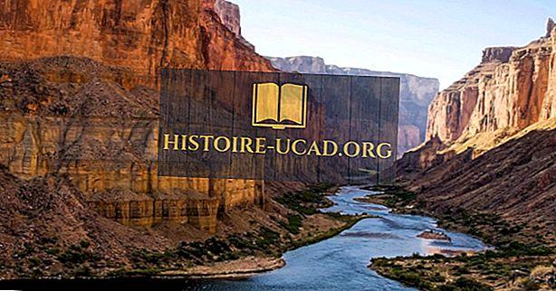Qual è la fonte del fiume Colorado?