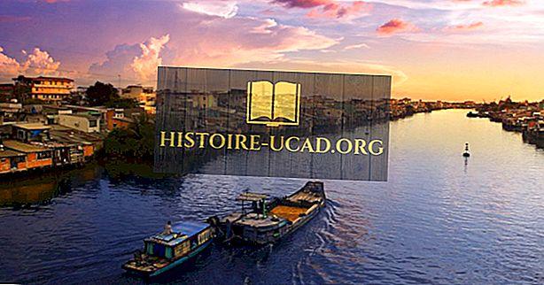 Što je izvor rijeke Mekong?