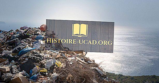 Какво е Великият тихоокеански боклук?