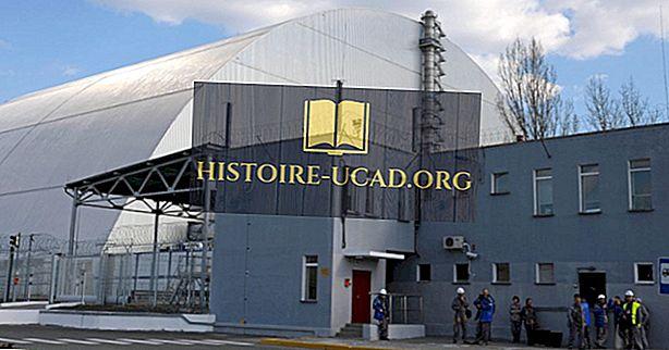 Qu'est-ce que la catastrophe de Tchernobyl?