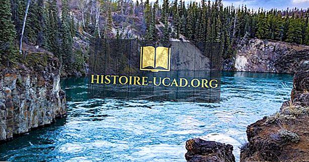 Ο ποταμός Yukon